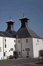 Whisky oblast Islay