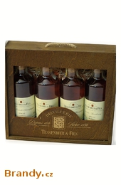 Tessendier Cognac Collection Authentique