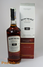 Bowmore 10 y.o. Dark & Intense