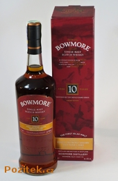 Bowmore 10 y.o Devil´s Casks Inspired