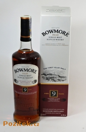 Bowmore 9 y.o.  Sherry Cask Matured