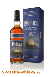 BenRiach 22 y.o. Moscatel Finish