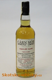Braes of Glenlivet 1989 25 y.o. Cárn Mór