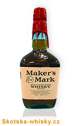 Maker's Mark  - USA (whiskey + bourbon)